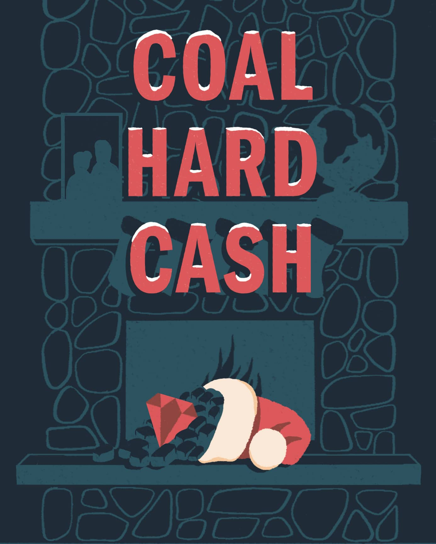Huckberry's Coal Hard Cash Celebration
